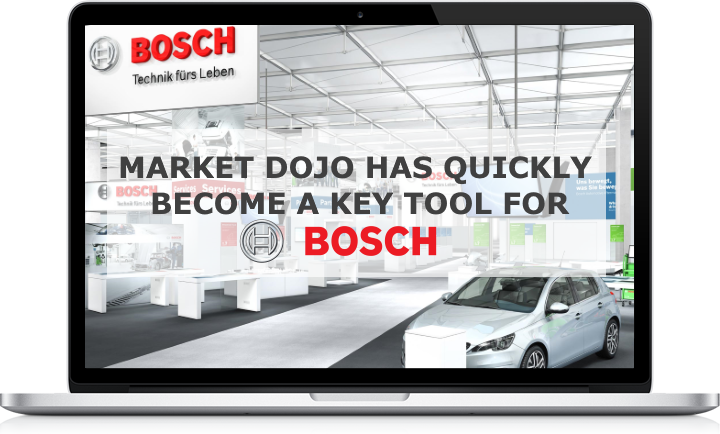 bosch banner laptop image that use procurement and esourcing software